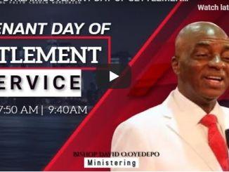 Living Faith Church Sunday Live Service July 12 2020