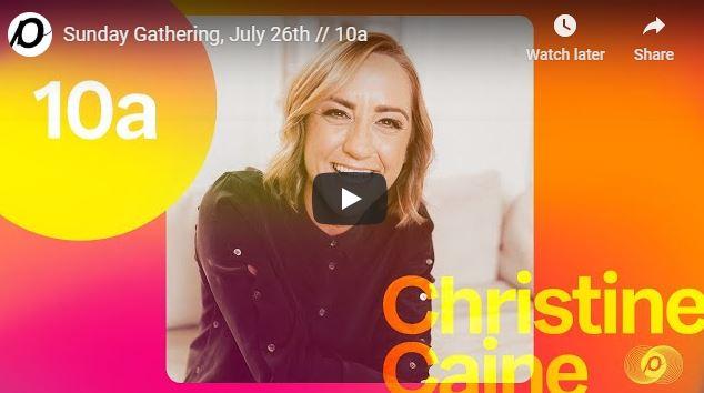 Passion City Church Sunday Live Service July 26 2020