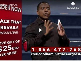 Pastor Creflo Dollar Live Sunday Service July 5 2020