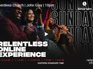 Pastor John Gray Sunday Live Service July 5 2020
