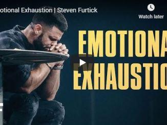 Pastor Steven Furtick - Emotional Exhaustion - July 1 2020
