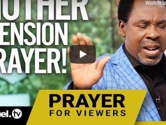 Prophet TB Joshua Sunday Live Service July 12 2020