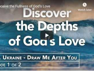 Rabbi Schneider Sermon - Receive the Fullness of God's Love - July 2020