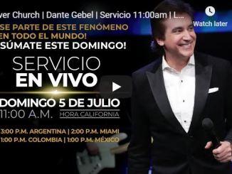River Church Sunday Live Service July 5 2020