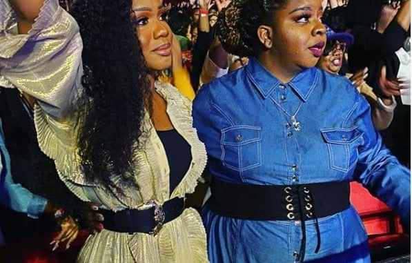 See How Sarah Jakes Roberts Celebrated Her Sister Cora On Her Birthday