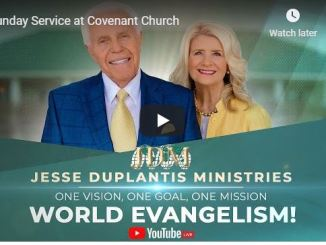 Sunday Service at Covenant Church With Jesse Duplantis July 5 2020