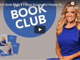 Terri's Book Club - 5 Things Successful People Do - July 2020