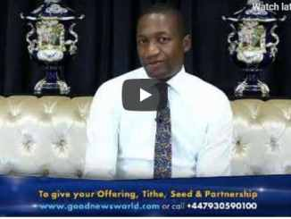 Uebert Angel Sunday Live Service July 19 2020 In Good News Church