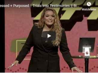 Bianca Olthoff Sermon - Pressed + Purposed - August 2020
