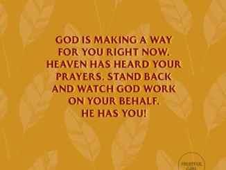 Billy Graham Devotional August 11 2020