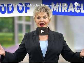 Clarice Fluitt - How to Let the God of Miracles Move in Your Life - 2020