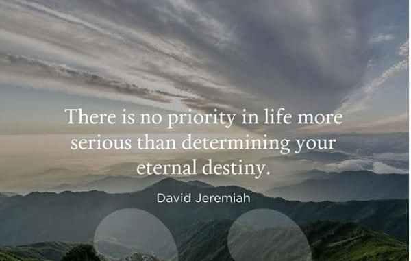 David Jeremiah Devotional August 1 2020