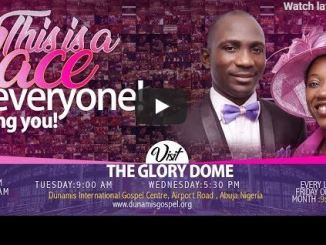 Dunamis Church Sunday Live Service August 9 2020 With Paul Enenche