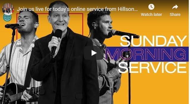 Hillsong Church Sunday Live Service August 23 2020