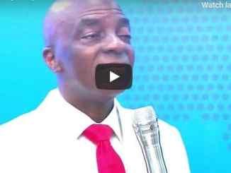 Living Faith Church Sunday Live Service August 9 2020 With David Oyedepo