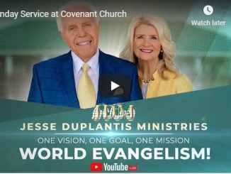 Pastor Jesse Duplantis Sunday Live Service August 23 2020