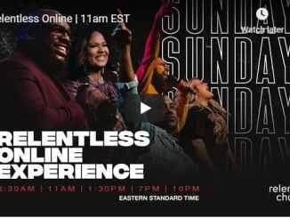 Pastor John Gray Sunday Live service August 9 2020