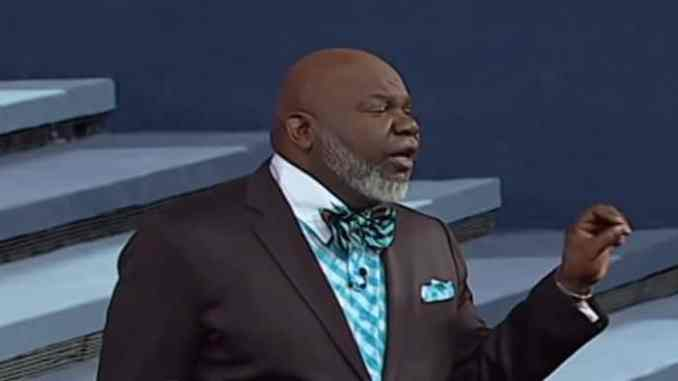 TD Jakes Sermon - Pain and Passion Produce Purpose - August 1 2020