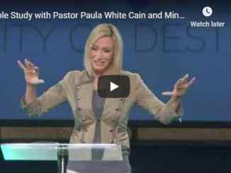 Bible Study with Pastors Paula White Cain and Jonathan Cain