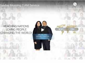 Bill Winston Sunday Live Service September 6 2020