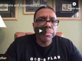 Creflo Dollar - Confessions and Supernatural Living