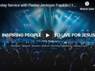 Free Chapel Sunday Live Service September 20 2020