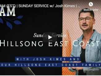 Hillsong Church East Coast Sunday Live Service September 27 2020