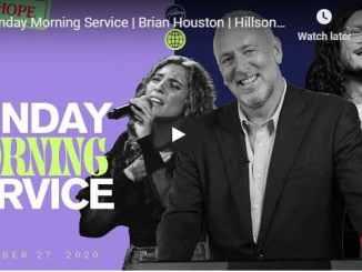 Hillsong Church Sunday Live Service September 27 2020