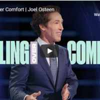 Joel Osteen - Calling Over Comfort - September 21 2020