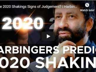 Jonathan Cahn - Are 2020 Shakings Signs of Judgement