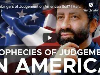 Jonathan Cahn - Harbingers of Judgement on American Soil