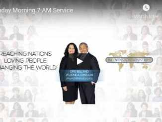 Pastor Bill Winston Sunday Live Service September 13 2020