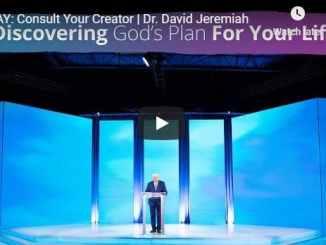 Pastor David Jeremiah Sunday Sermon September 27 2020