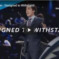 Pastor Joel Osteen - Designed to Withstand - September 23 2020