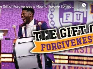 Pastor Michael Todd - The Gift of Forgiveness
