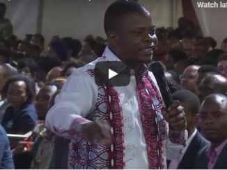 Prophet Shepherd Bushiri Sunday Live Service September 27 2020