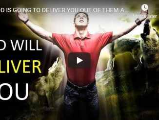 Sean Pinder - God Is Going To Deliver You Out Of Them All