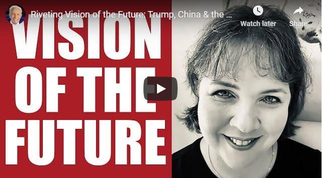 Sid Roth & Carolyn Weaver - Riveting Vision of the Future, Trump , China