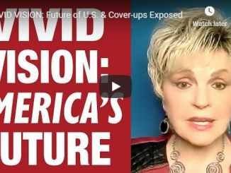 Sid Roth: Clarice Fluitt Vision - Future of U.S. & Cover-ups Exposed