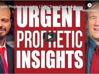 Sid Roth: Tracy Cooke & Kevin Zadai - Urgent Prophetic Insights