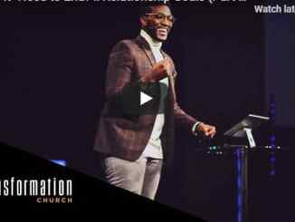 Transformation Church Sunday Live Service September 20 2020