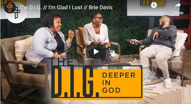Transformation Church - The D.I.G. Pastor Brie Davis