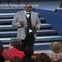 Bishop TD Jakes Sermon - Destiny from the Perspective of Focus