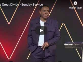 Creflo Dollar - The Great Divide - Sunday Service October 18 2020