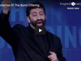 Jonathan Cahn - Mysteries Of The Burnt Offering