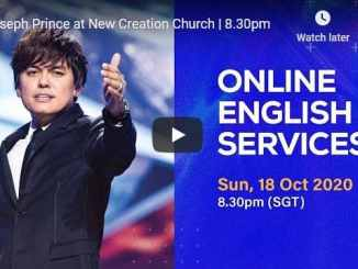 New Creation Church Sunday Live Service October 18 2020