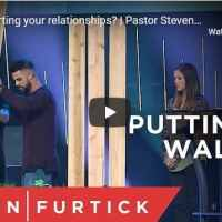 Pastor Steven Furtick Sermon - Putting Up Walls