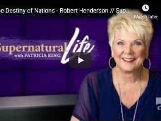 Patricia King & Robert Henderson - The Destiny of Nations