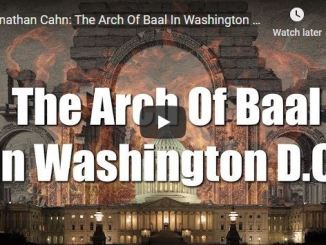 Jonathan Cahn - The Arch Of Baal In Washington D.C