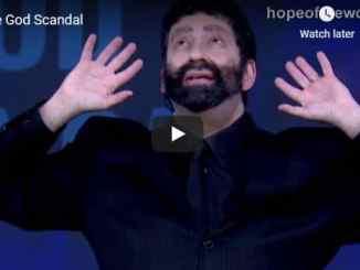 Rabbi Jonathan Cahn - The God Scandal - October 2020